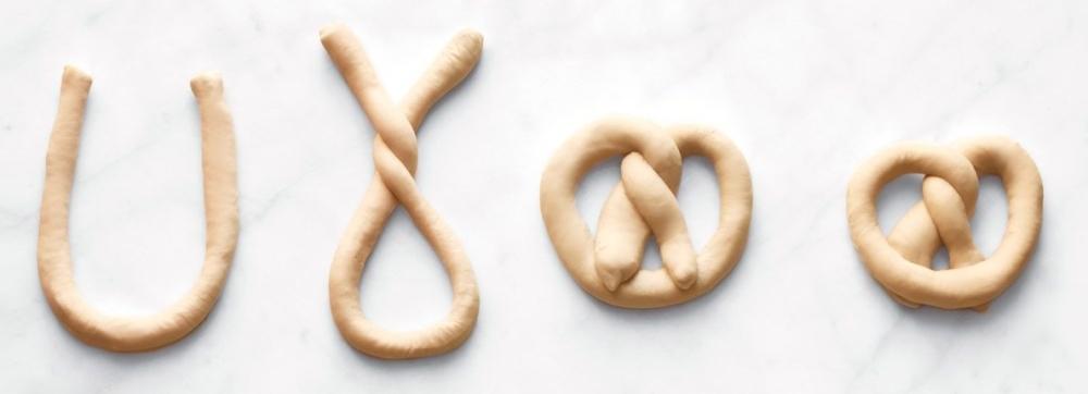 pretzel forming info