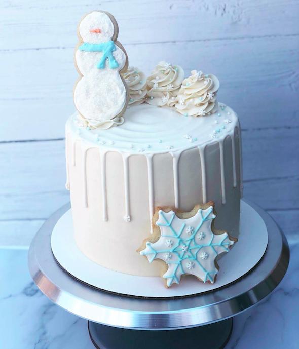 cora cake