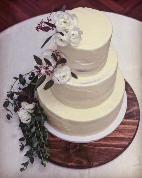 wedding cake elena jeff